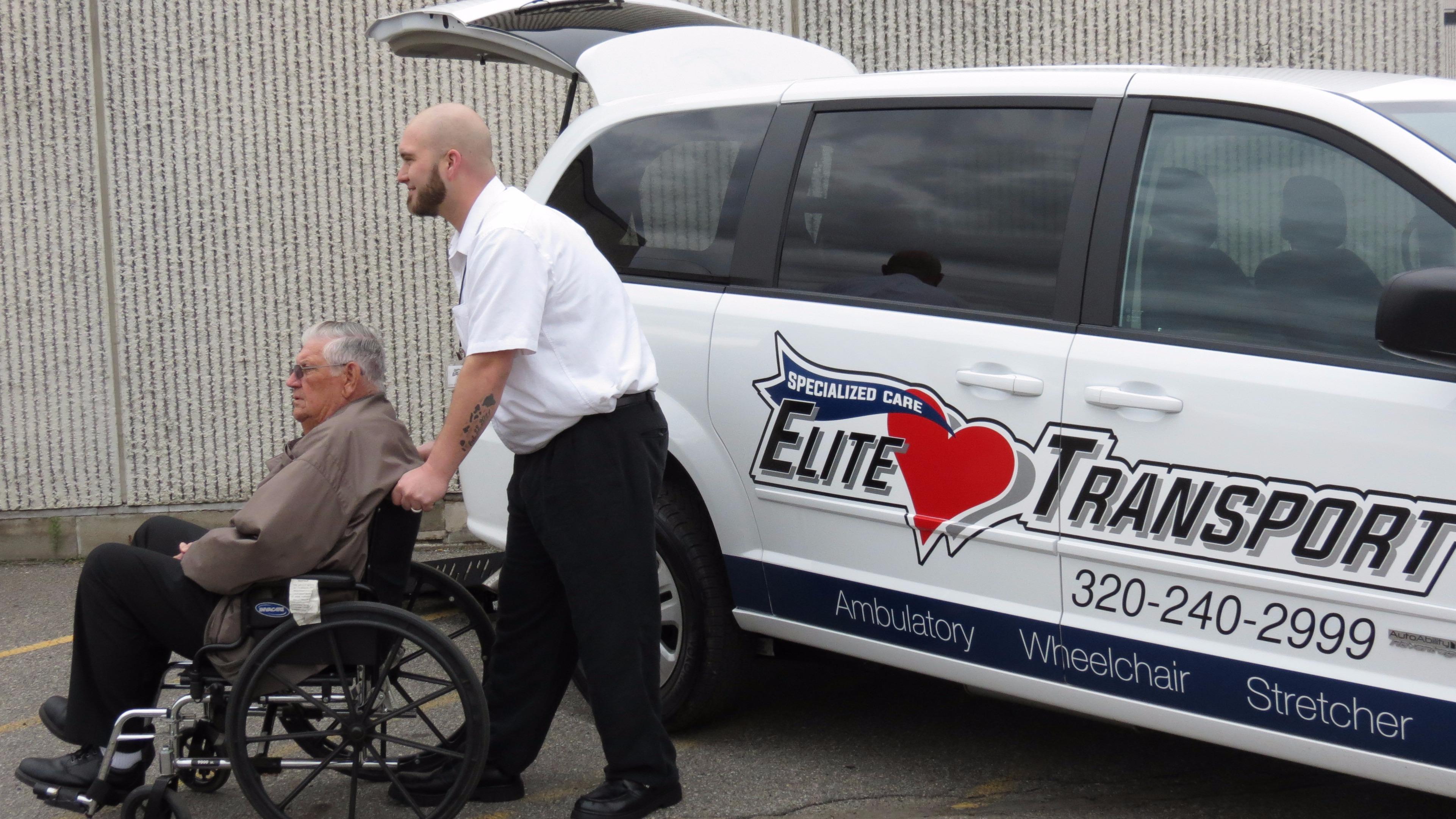 medical transportation saint cloud mn elite taxi. Black Bedroom Furniture Sets. Home Design Ideas